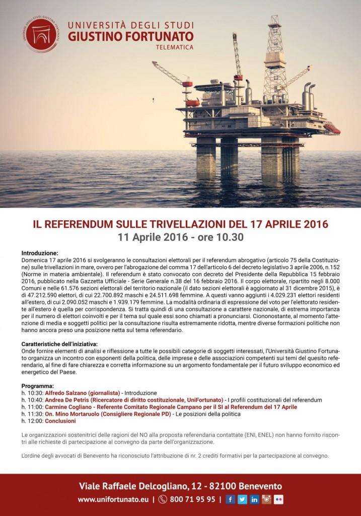 referendum trivellazioni - manifesto 1